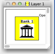Bank symbol from NetBeans IDE